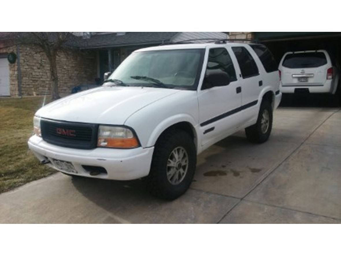 2000 GMC Jimmy for sale by owner in Broomfield