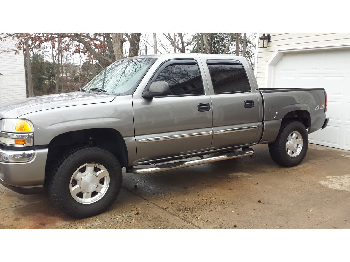 2007 Gmc Sierra For Sale >> 2007 Gmc Sierra 1500 Classic For Sale By Owner In Fredericksburg Va 22407 11 000