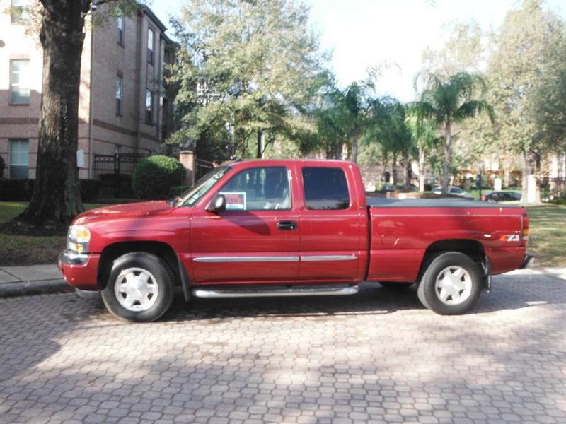 2005 gmc sierra for sale by owner in houston tx 77098. Black Bedroom Furniture Sets. Home Design Ideas