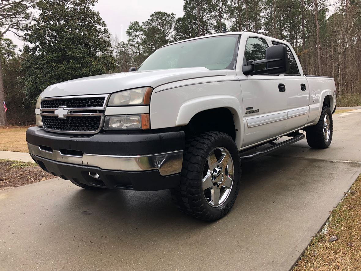 2006 Gmc Sierra 2500hd For Sale By Owner In Shallotte Nc 28470