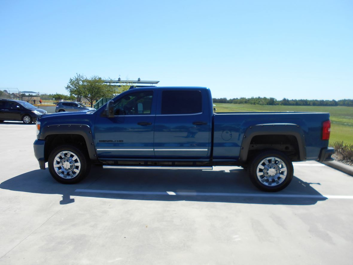 2015 GMC Sierra 2500HD for sale by owner in Spring
