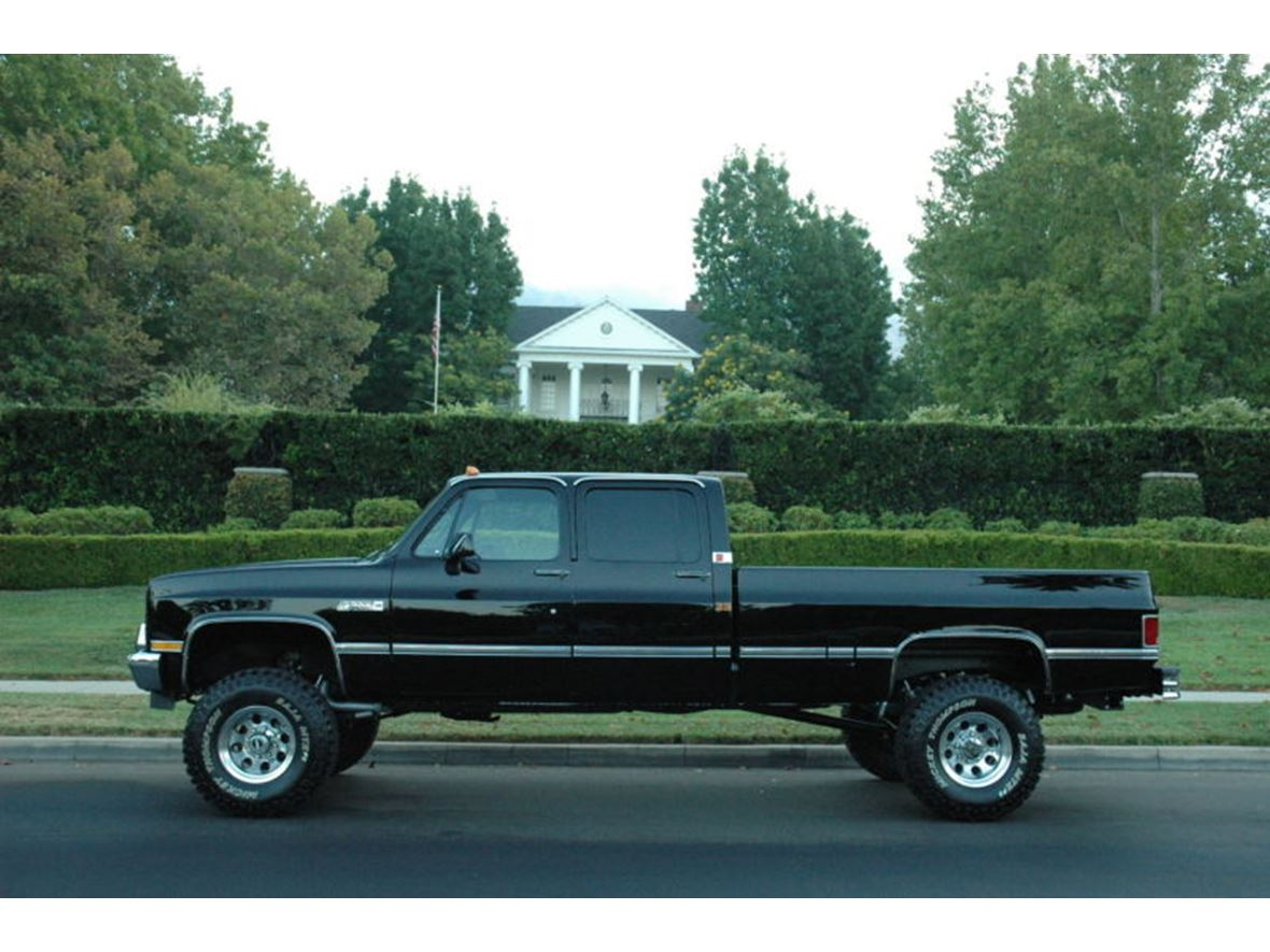 1988 GMC Sierra 3500 for sale by owner in Vacaville
