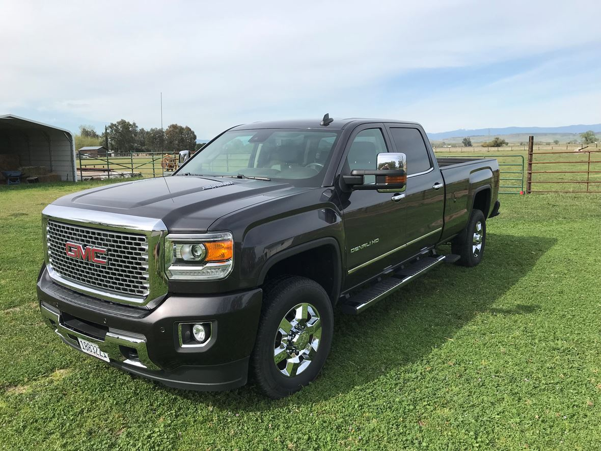 2016 GMC Sierra 3500HD for sale by owner in Orland