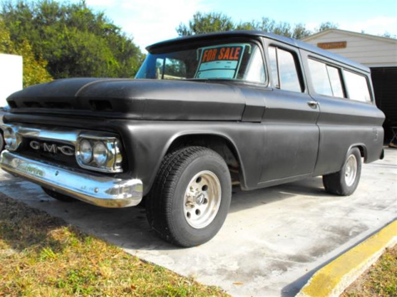 1963 GMC Suburban for Sale by Owner in Port Saint Lucie, FL 34952 - $2,000