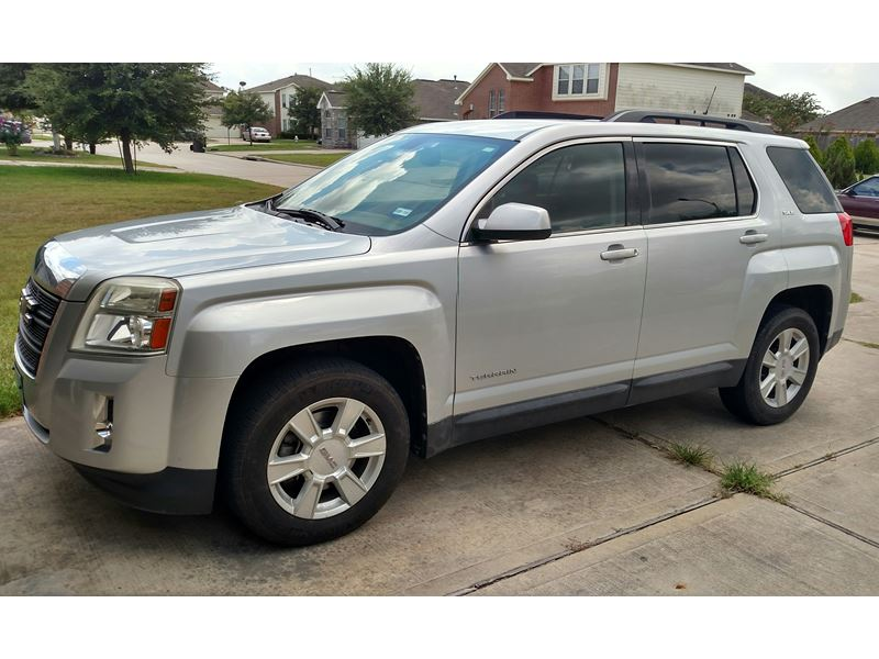 2010 gmc terrain for sale by owner in houston tx 77299. Black Bedroom Furniture Sets. Home Design Ideas