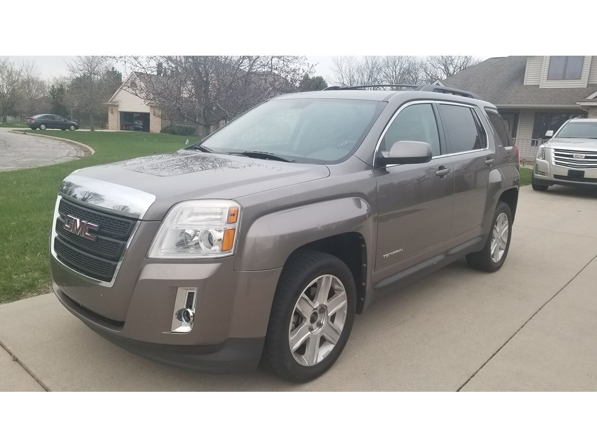 2010 GMC Terrain for sale by owner in Bay City