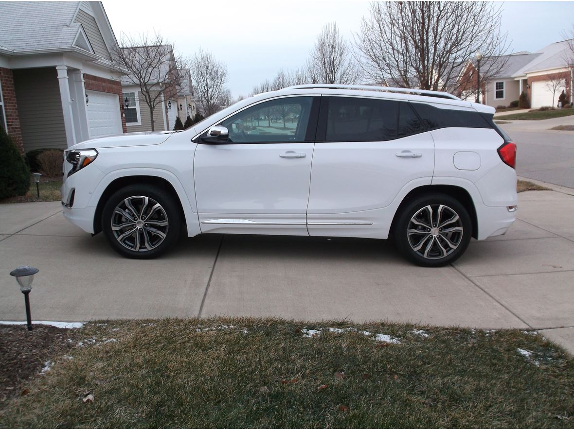 2018 GMC Terrain for sale by owner in Fishers