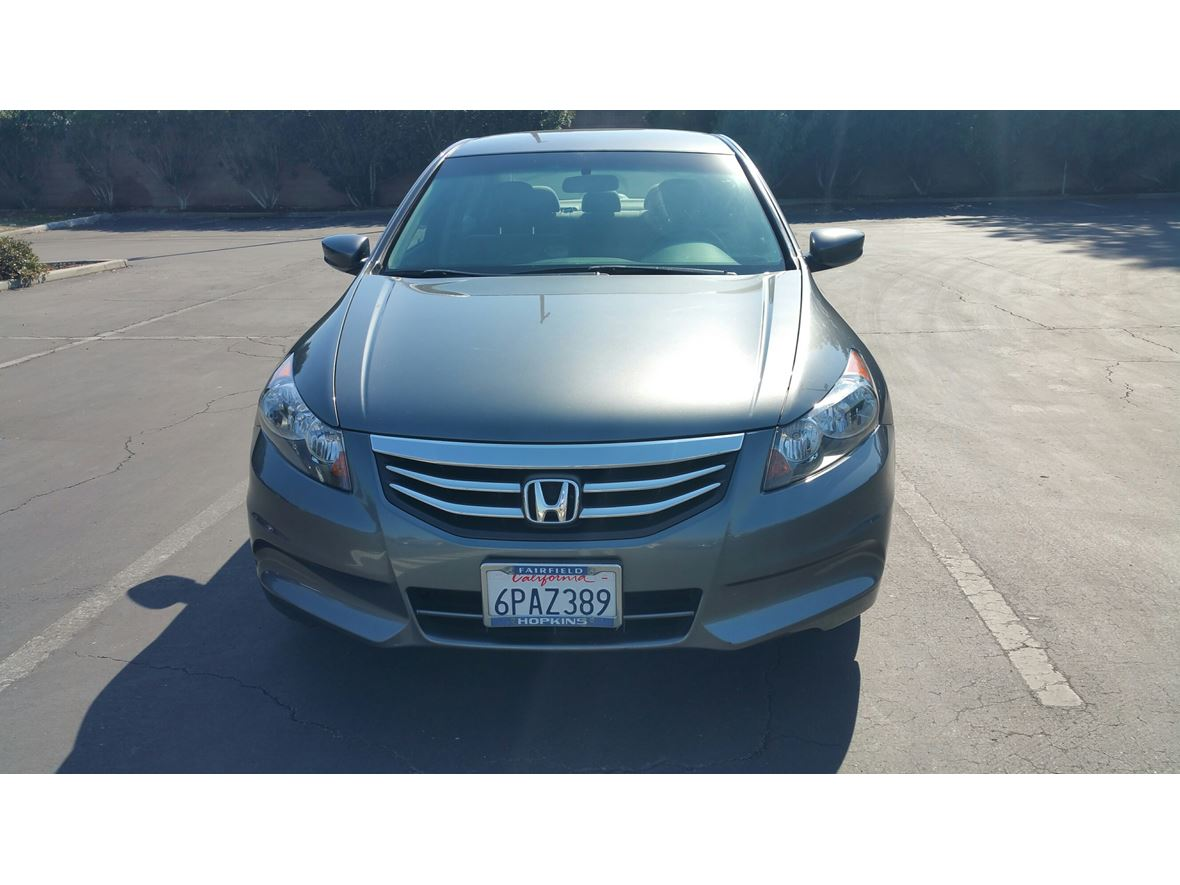 2011 Honda Accord LX P For Sale By Owner In Saratoga
