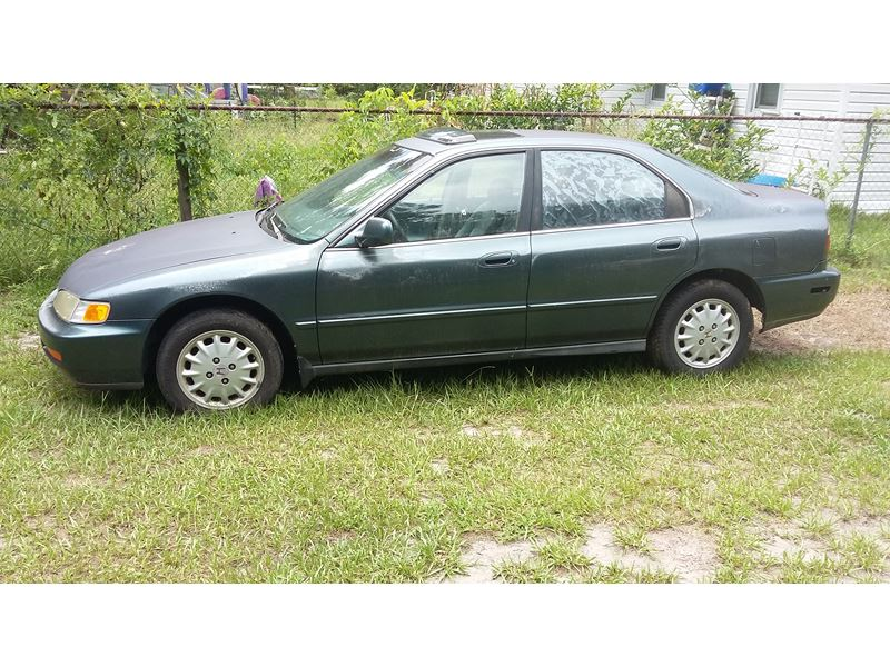 1997 Honda Accord For By Owner In Kingsland