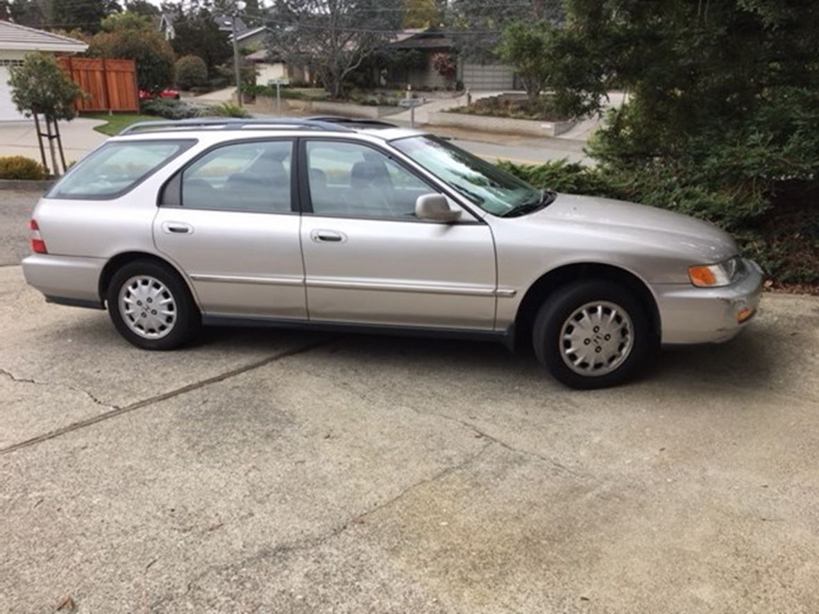 1997 Honda Accord for sale by owner in Castro Valley