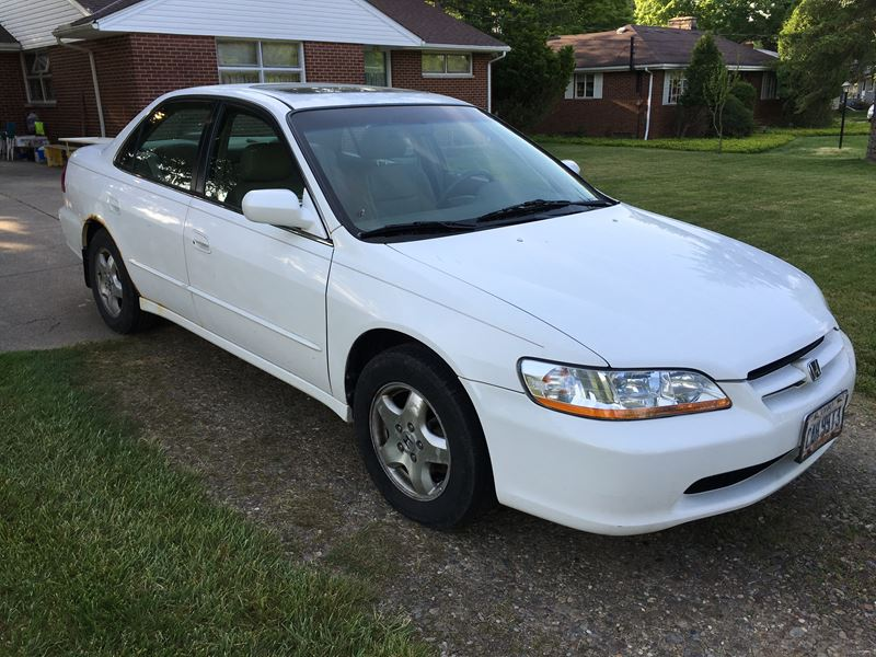 Honda Accord For Sale By Owner >> 1998 Honda Accord Sale By Owner In Broadview Heights Oh 44147