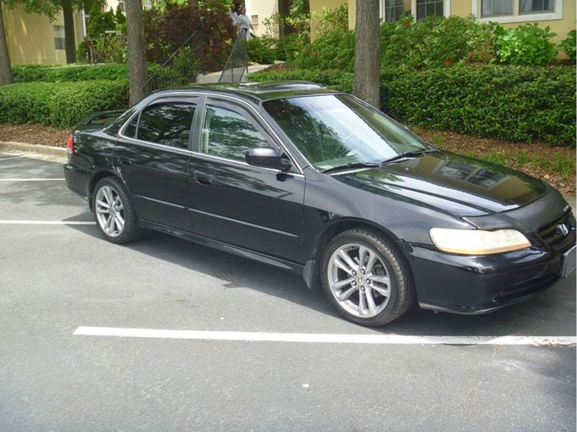 2001 Honda Accord for sale by owner in Dallas