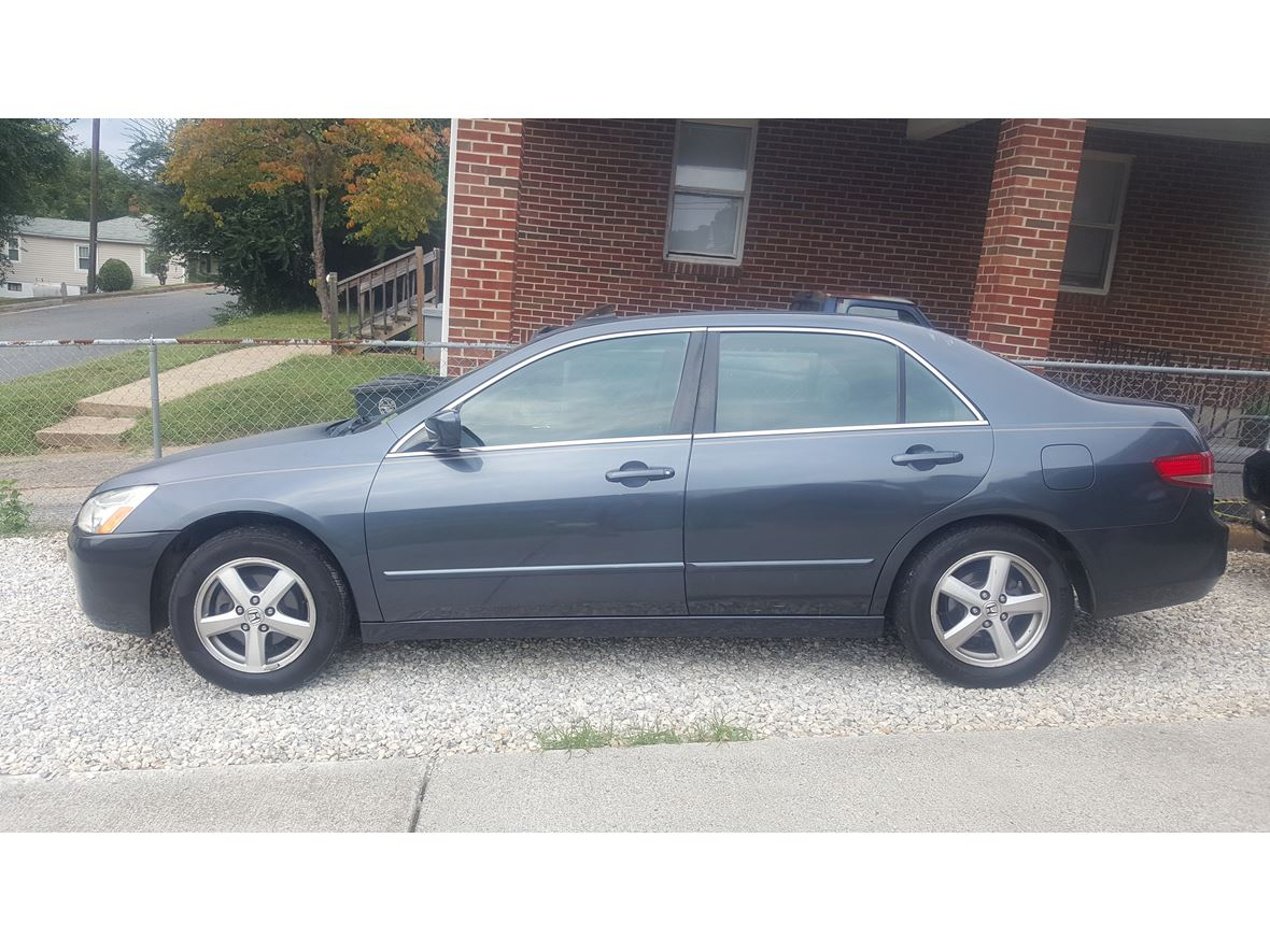Lovely 2003 Honda Accord For Sale By Owner In Lynchburg
