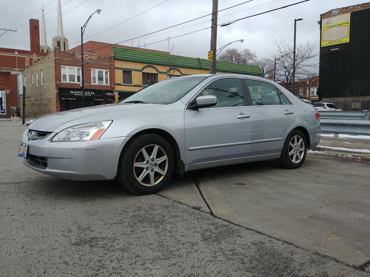 2004 Honda Accord For Sale >> 2004 Honda Accord For Sale By Owner In Chicago Il 60625 4 500