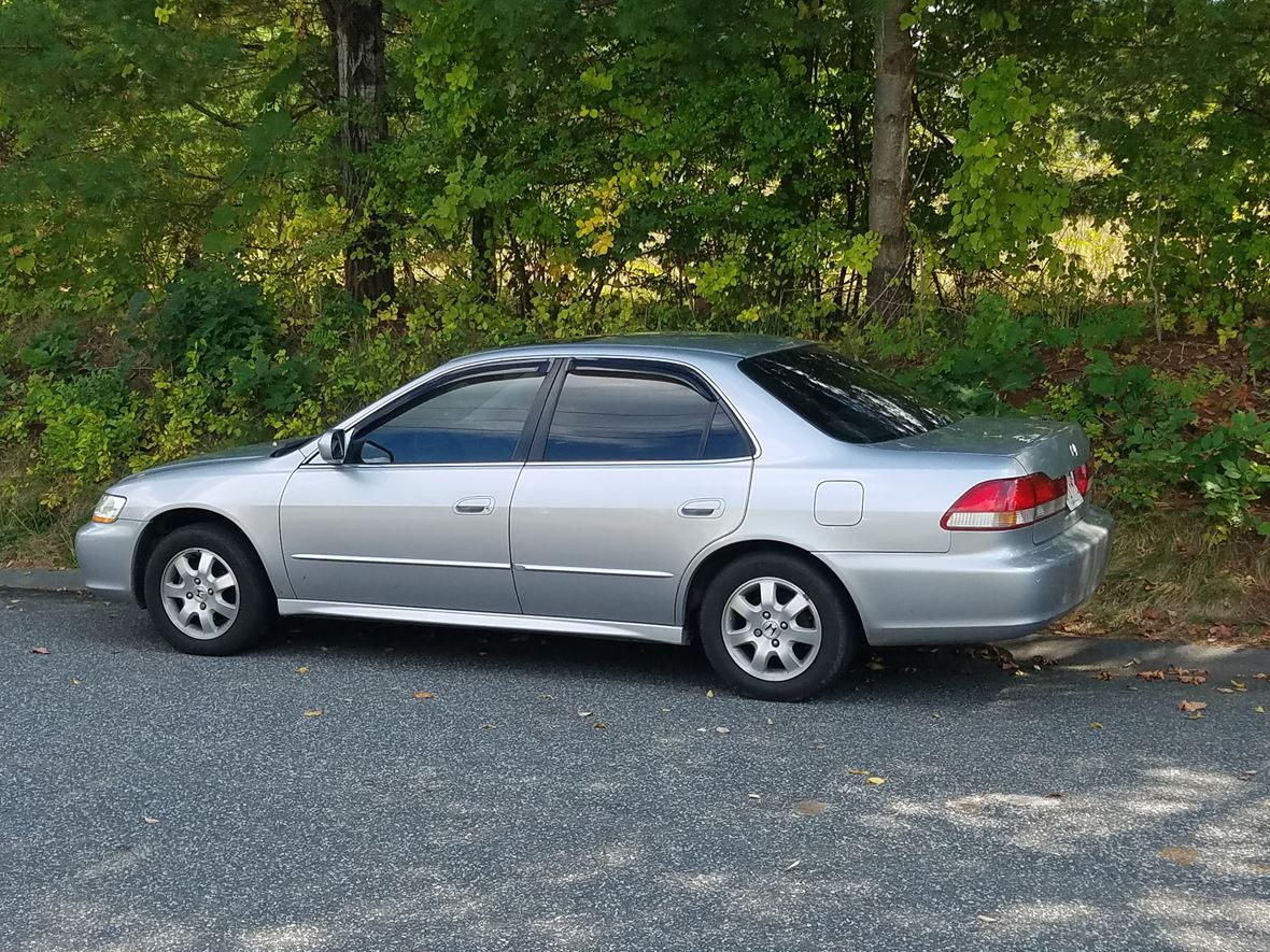 honda 2005 accord ware owner ma