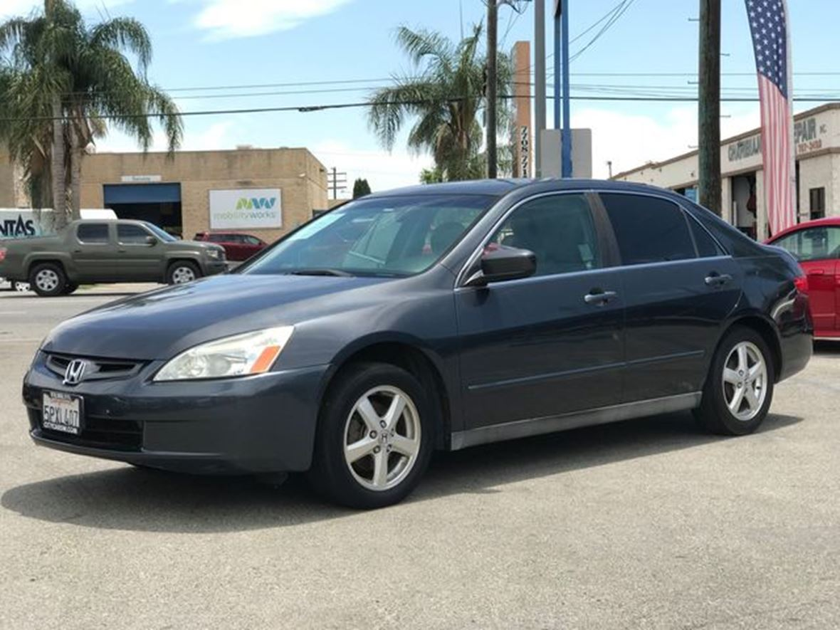 Honda Accord For Sale By Owner >> 2005 Honda Accord Private Car Sale In Van Nuys Ca 91405