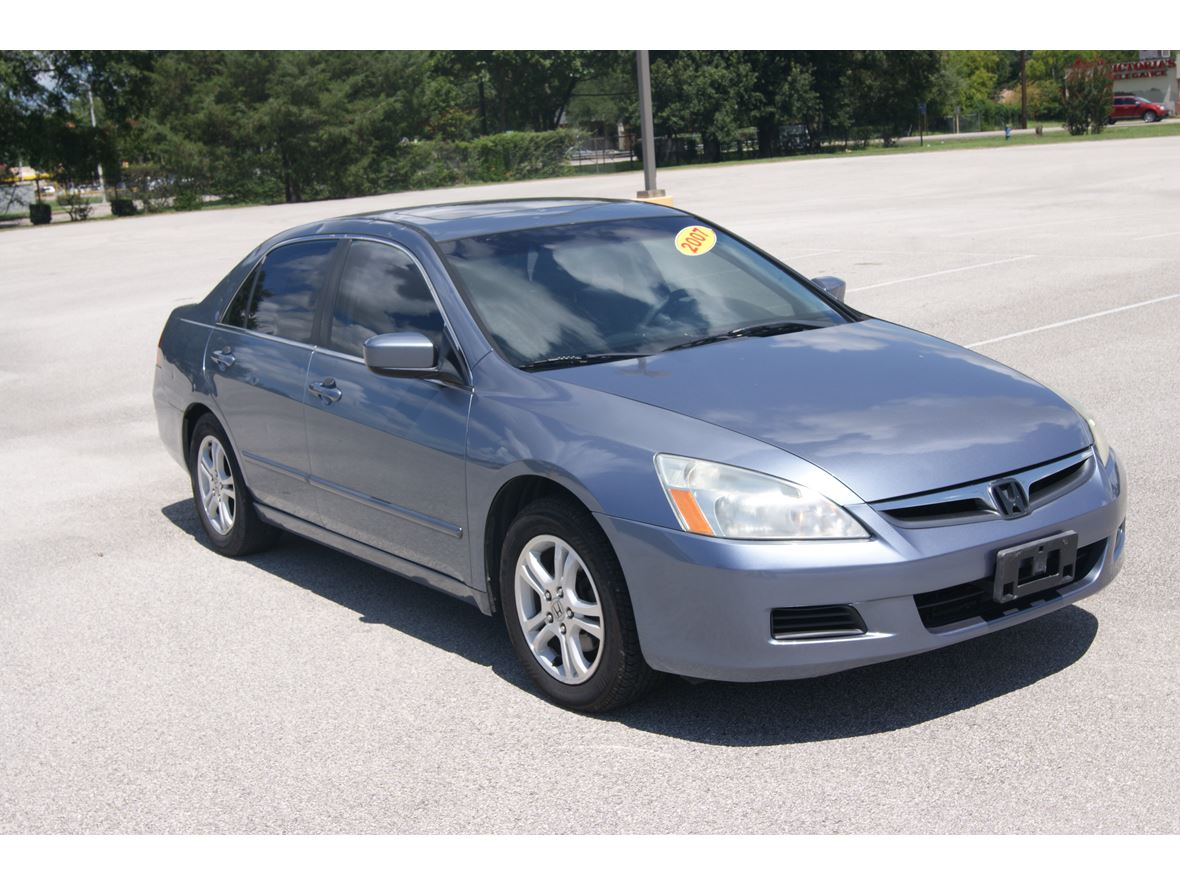 2007 Honda Accord For Sale By Owner In Houston Tx 77299