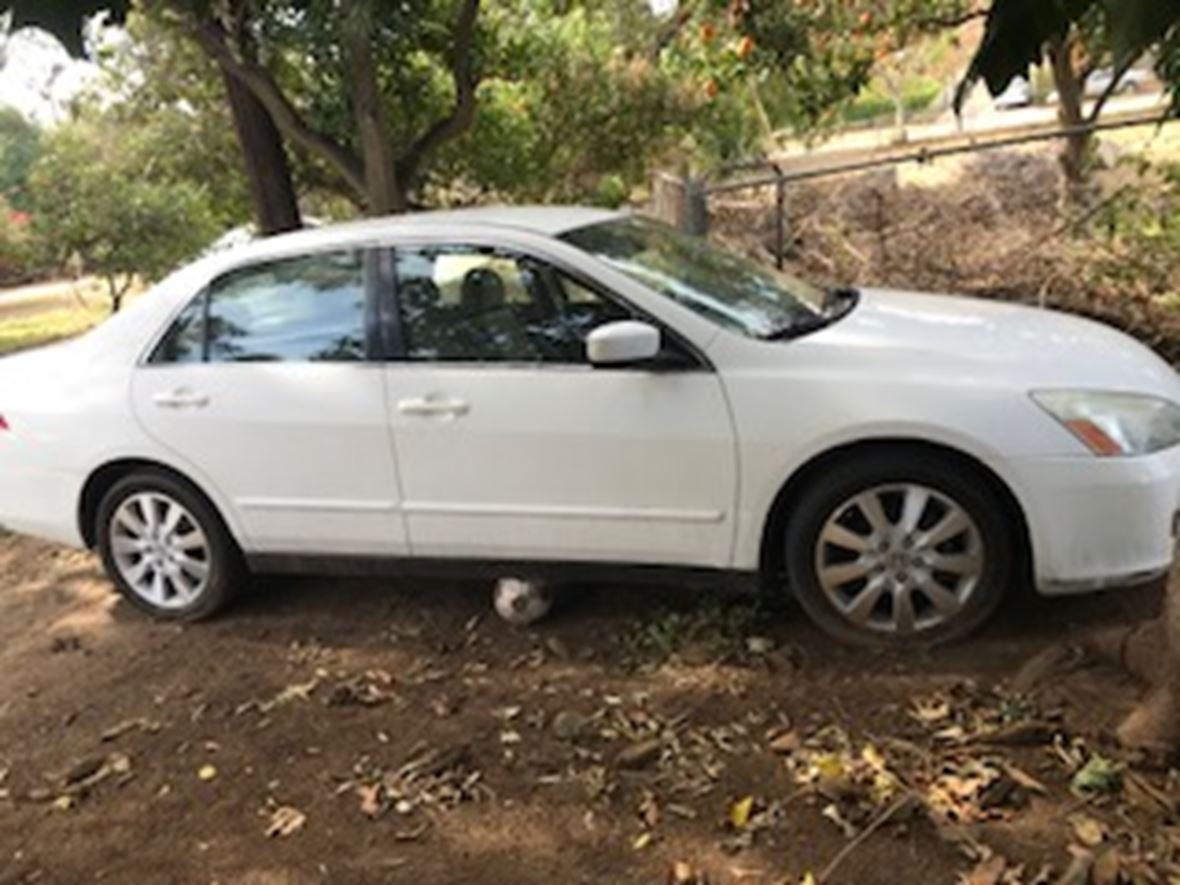 2007 Honda Accord for sale by owner in Riverside