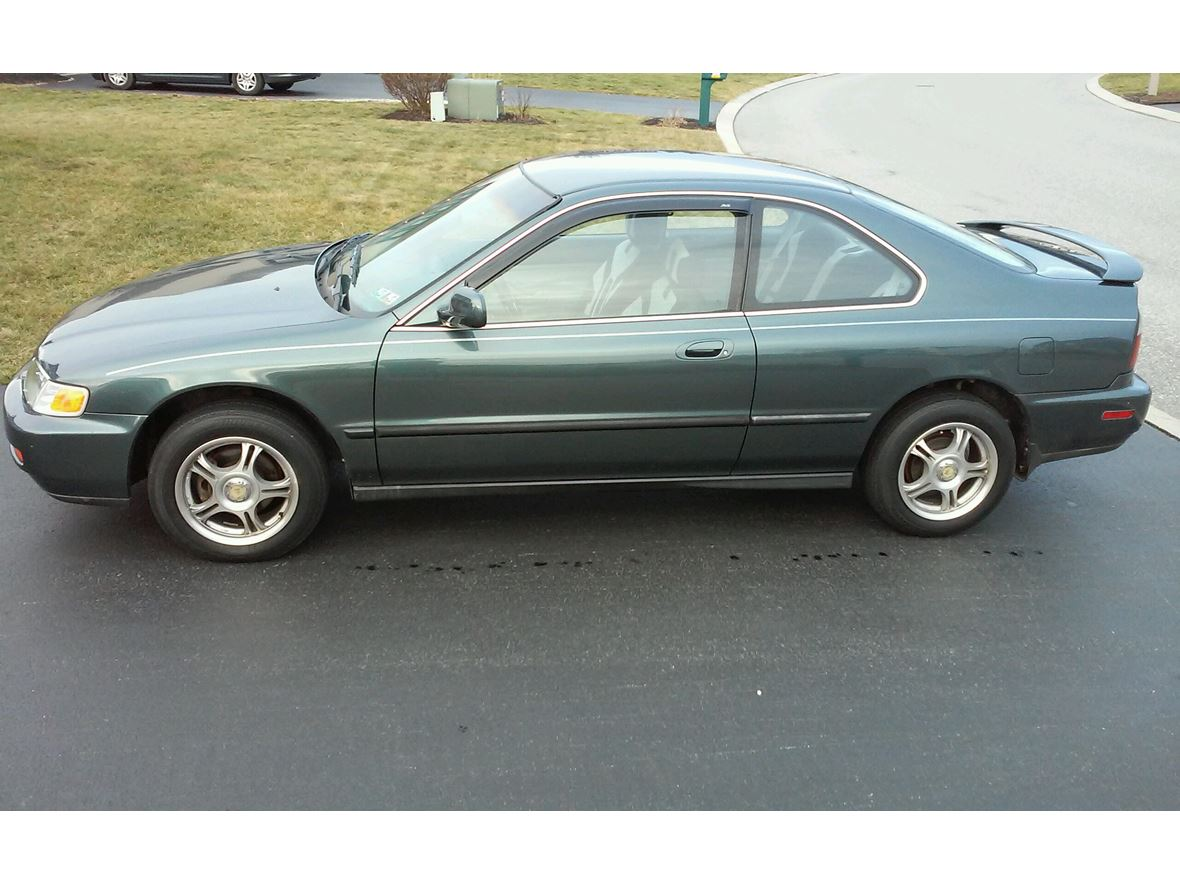 1996 Honda Accord Coupe For Sale By Owner In YORK