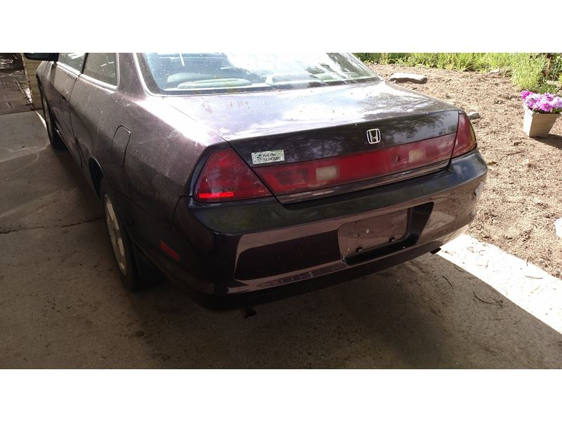 1998 honda accord coupe for sale by owner in denver co 80294. Black Bedroom Furniture Sets. Home Design Ideas