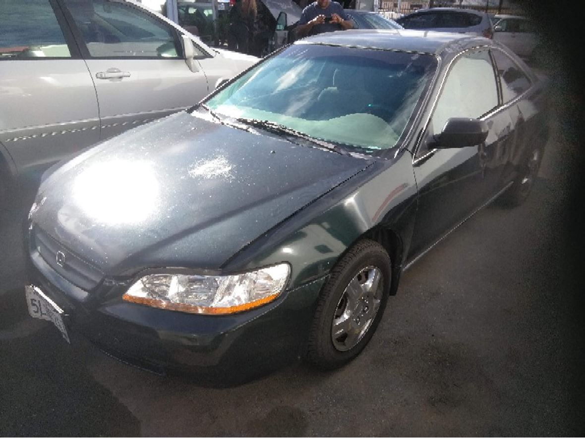 1998 Honda Accord Coupe For Sale By Private Owner In Bakersfield Ca