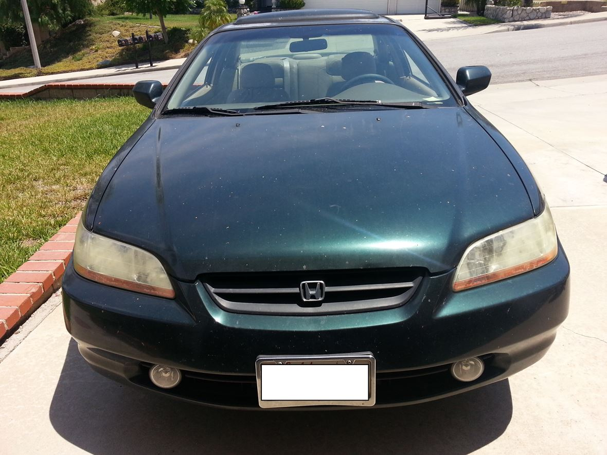 1999 Honda Accord Coupe For Sale By Owner In Diamond Bar