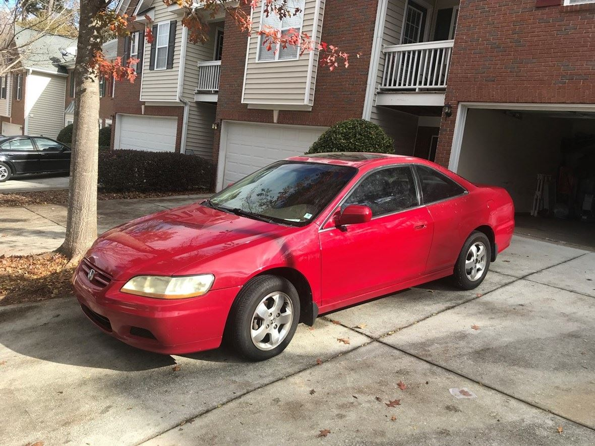 2001 Honda Accord Coupe for sale by owner in Decatur