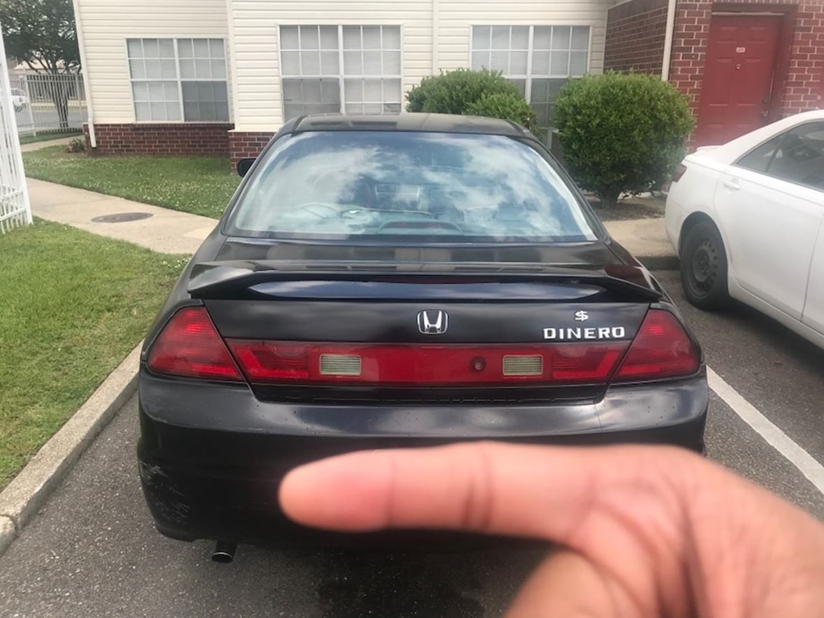 2002 Honda Accord Coupe For By Owner In Baton Rouge