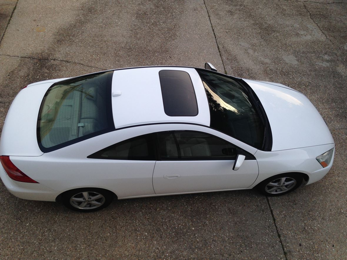 2004 Honda Accord Coupe For Sale By Owner In New Orleans