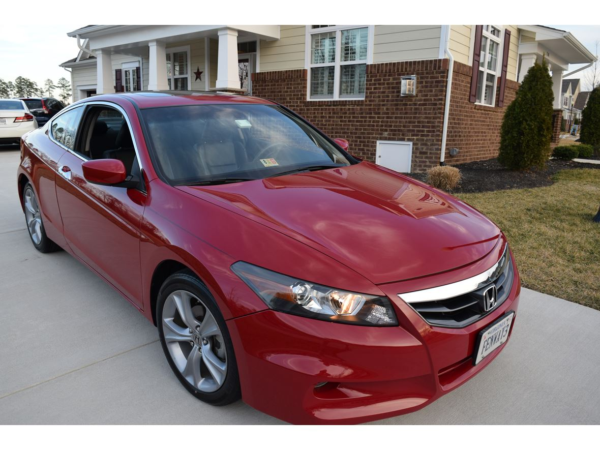 2012 Honda Accord Coupe For Sale By Owner In Chesterfield