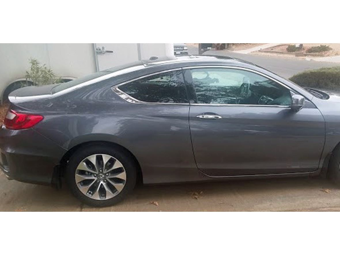 2013 Honda Accord Coupe For Sale By Owner In Riverside