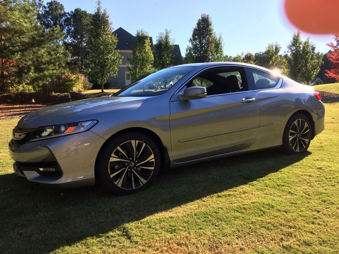 Honda Accord Coupe For Sale >> 2016 Honda Accord Coupe For Sale By Owner In Canton Ga 30114 24 500