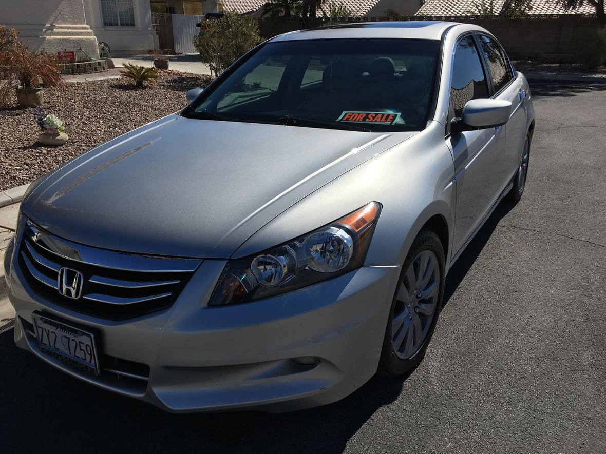 Cars For Sale In Las Vegas >> 2011 Honda Accord Coupe Ex L For Sale By Owner In Las Vegas Nv 89199 13 000