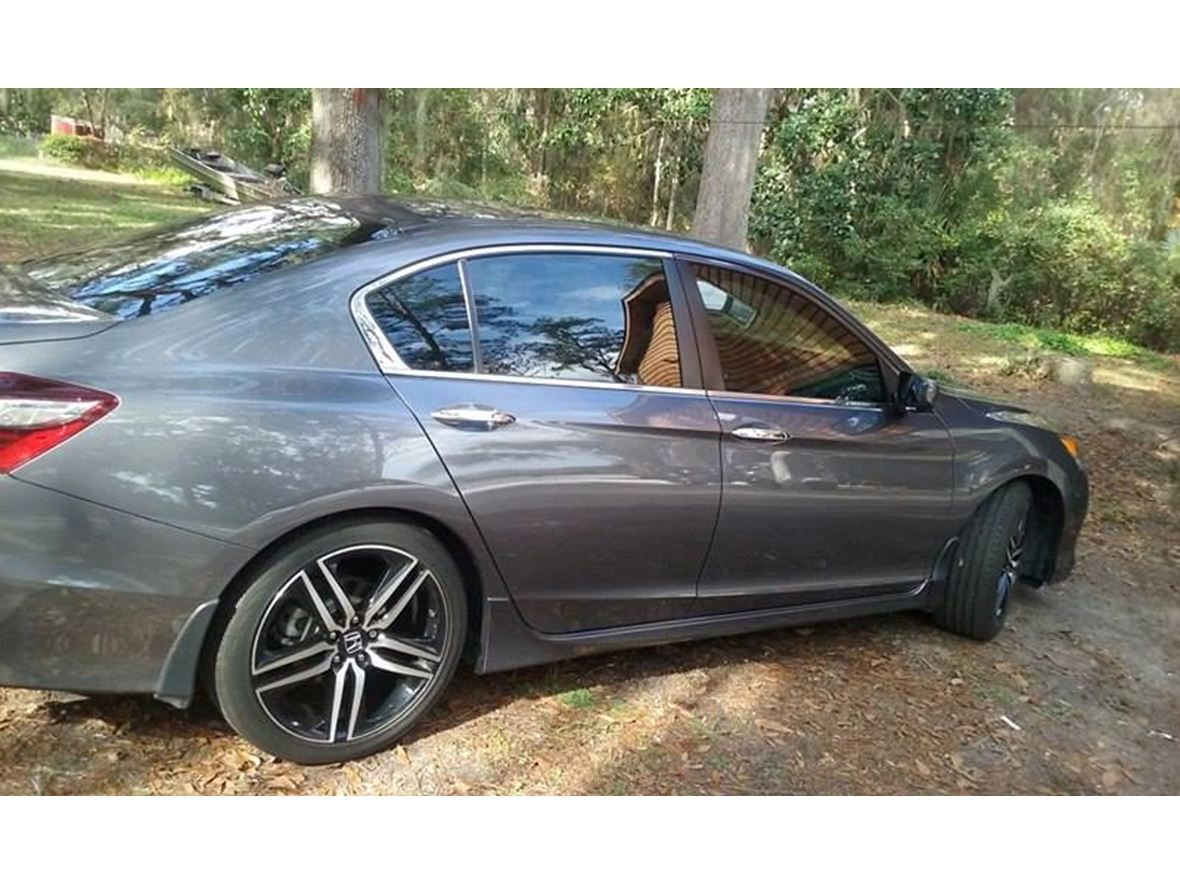 2016 Honda Accord Sport For Sale >> 2016 Honda Accord Sport Private Car Sale In Brunswick Ga 31524