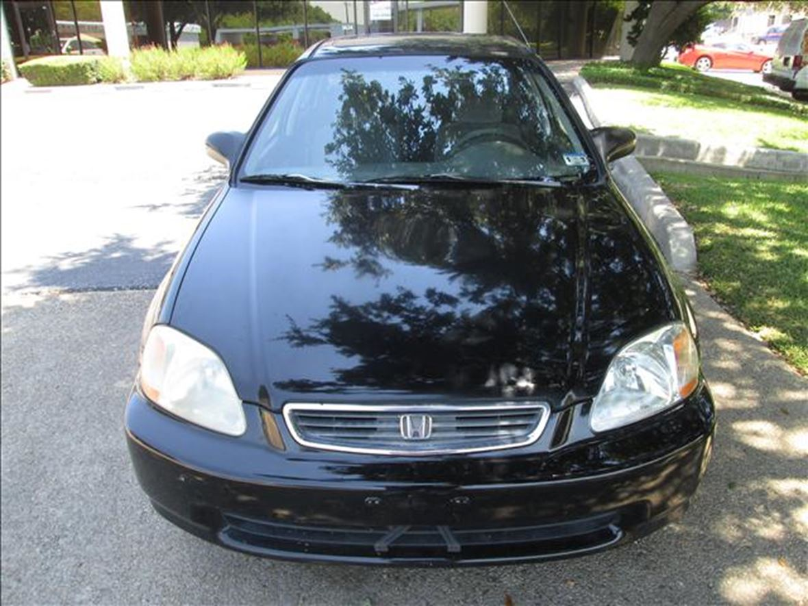 1998 Honda Civic For Sale By Owner In Los Angeles Ca 90001