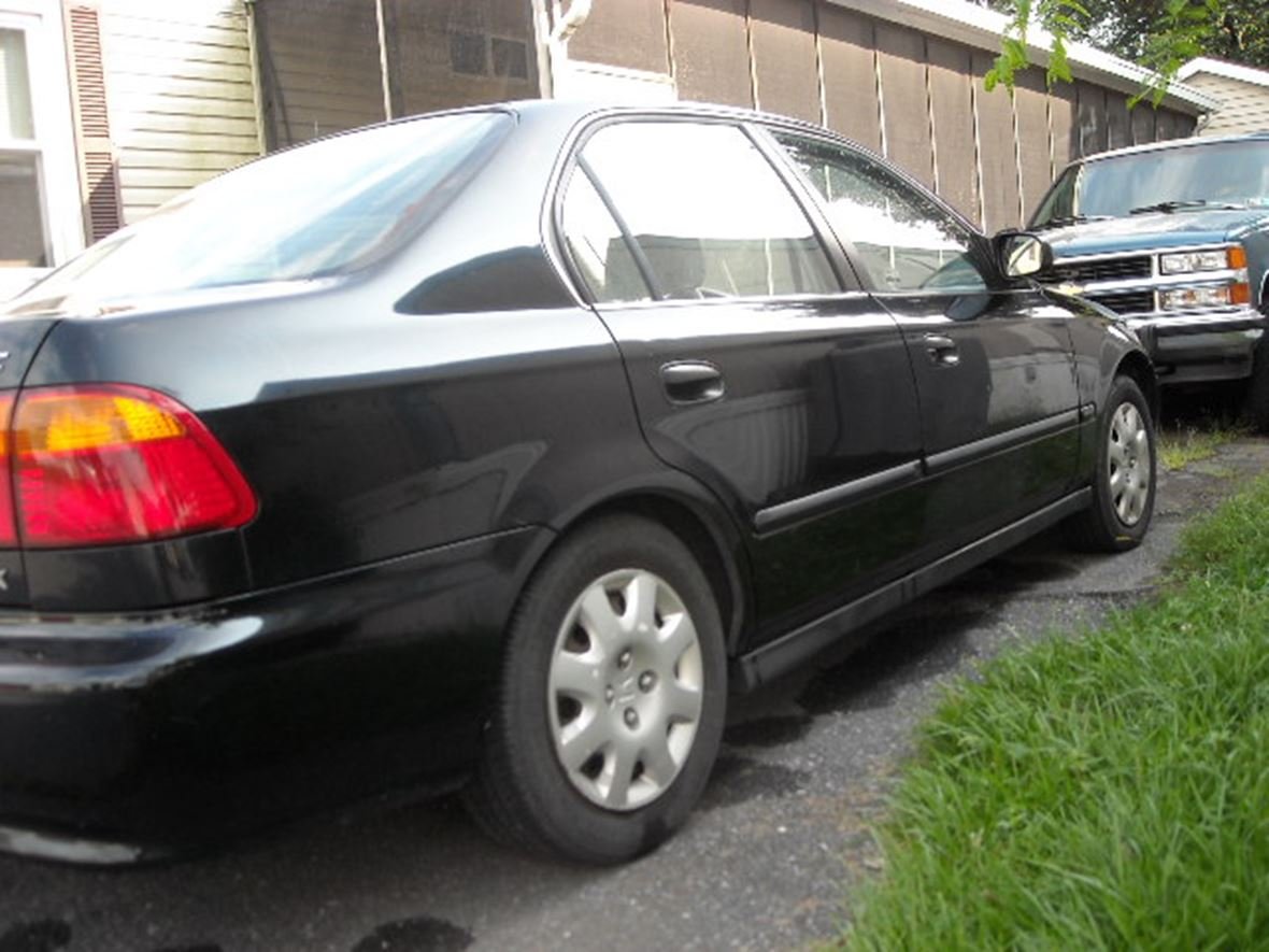 2000 Honda Civic For Sale By Owner In Middletown Pa 17057