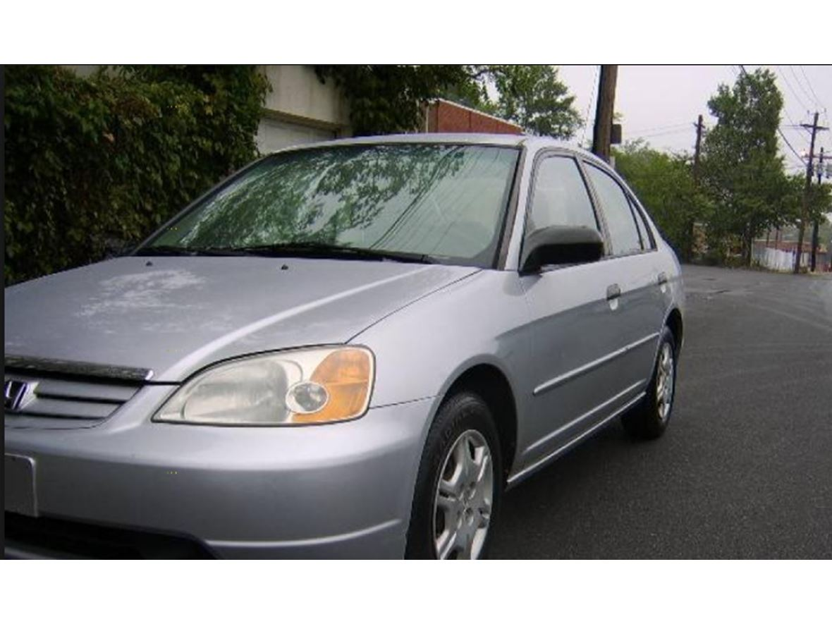 2001 Honda Civic for sale by owner in Lynchburg