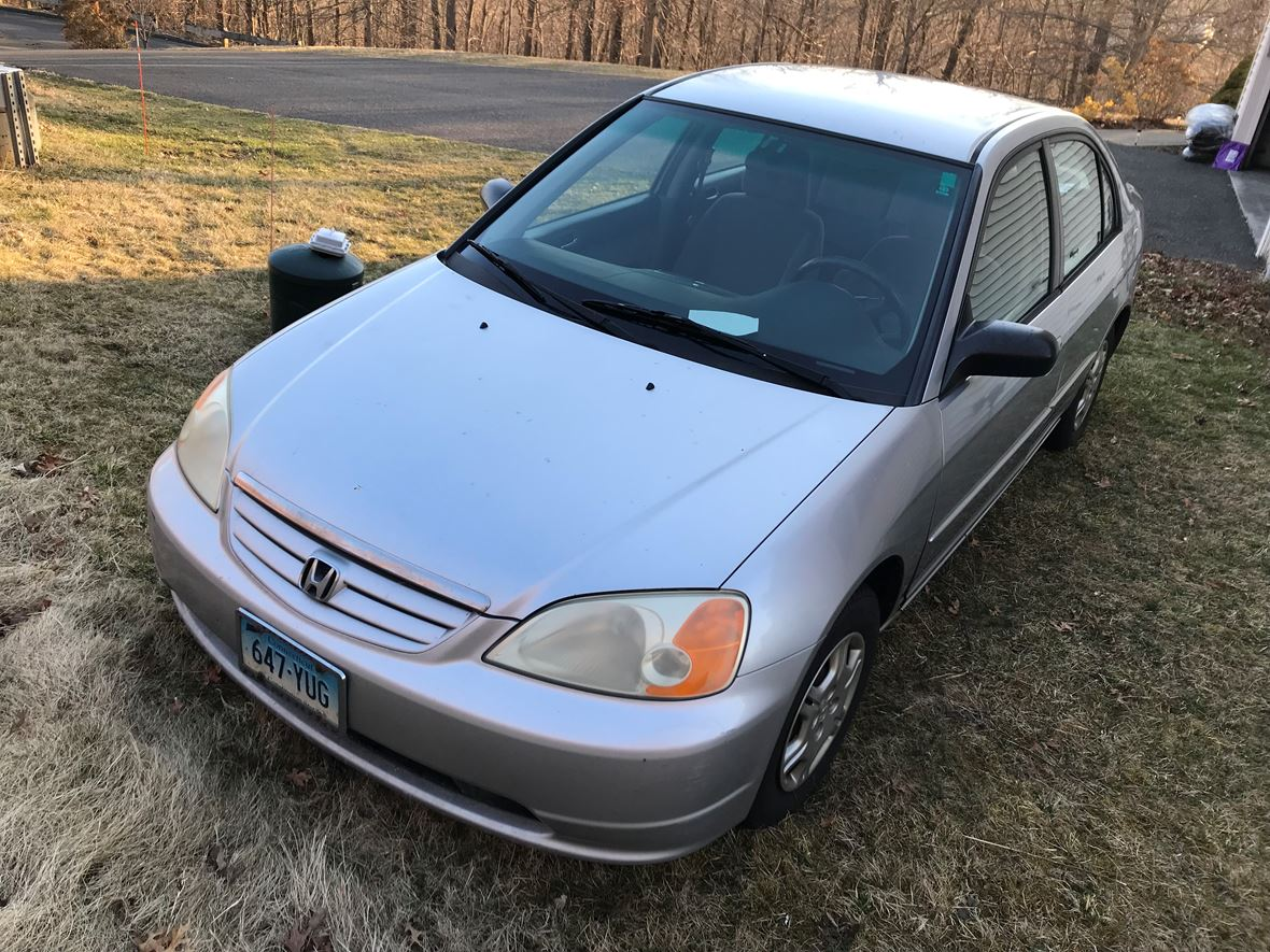 2002 Honda Civic for sale by owner in Brookfield