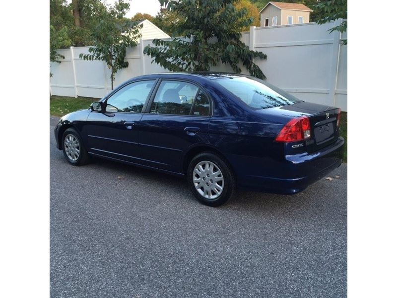 2004 Honda Civic for sale by owner in Schenectady