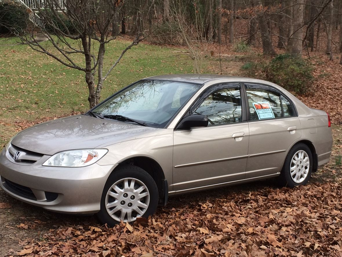 2004 Honda Civic for Sale by Owner in Columbia, SC 29212