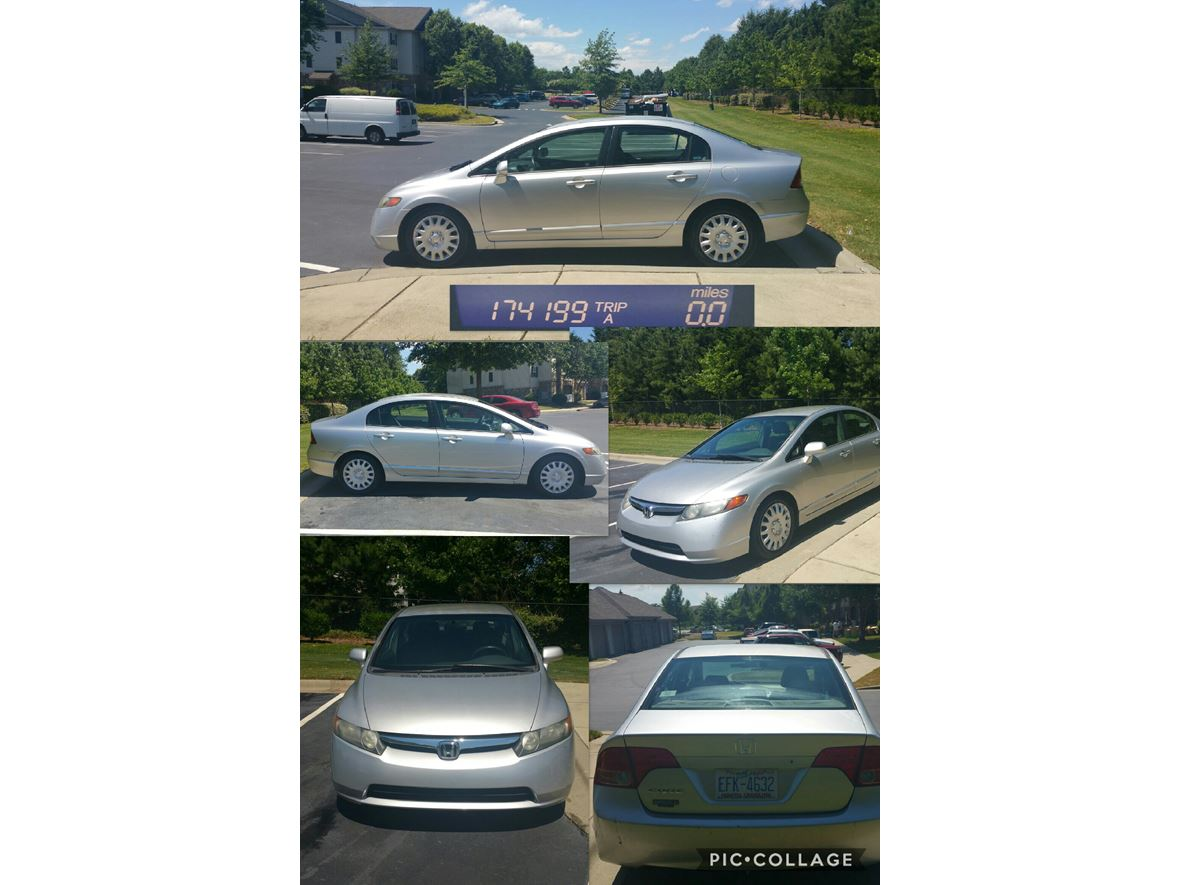 2006 Honda Civic for sale by owner in Charlotte