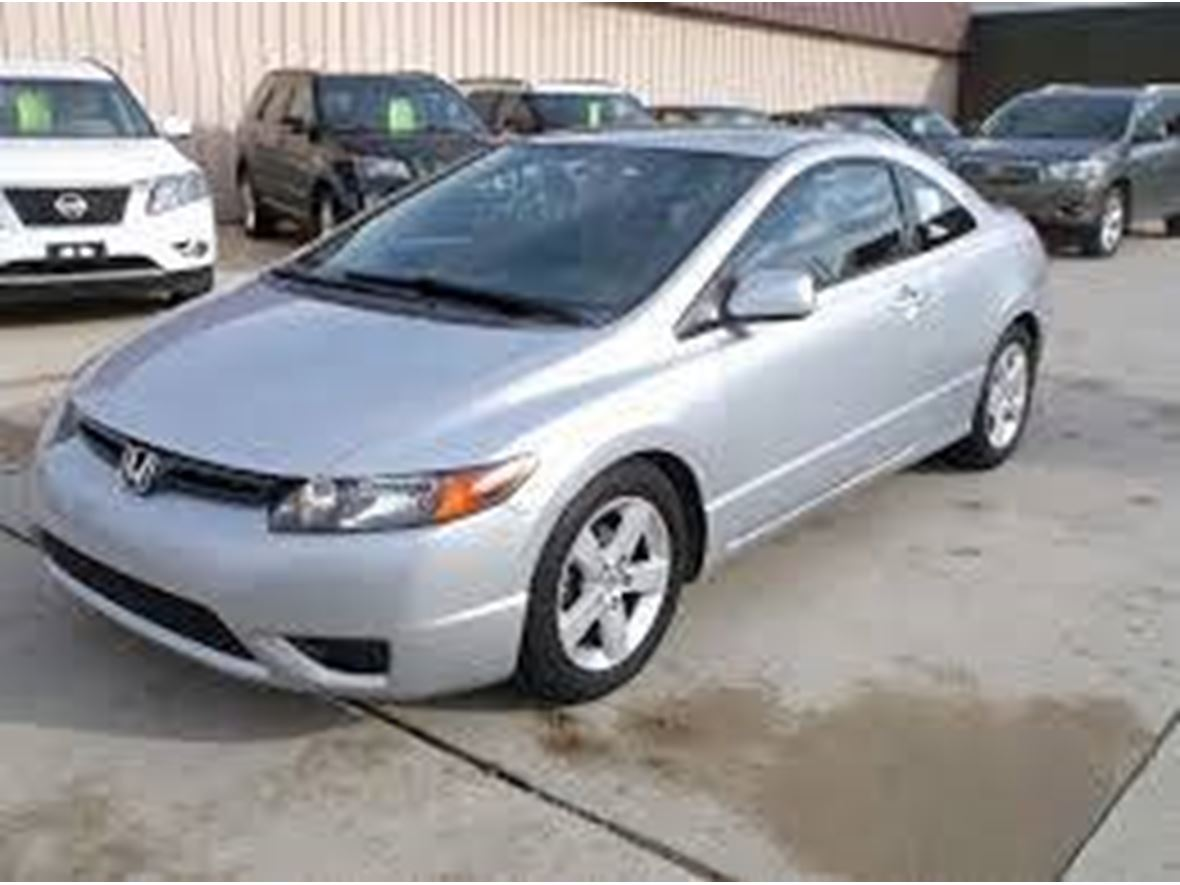 2008 Honda Civic for sale by owner in Plant City