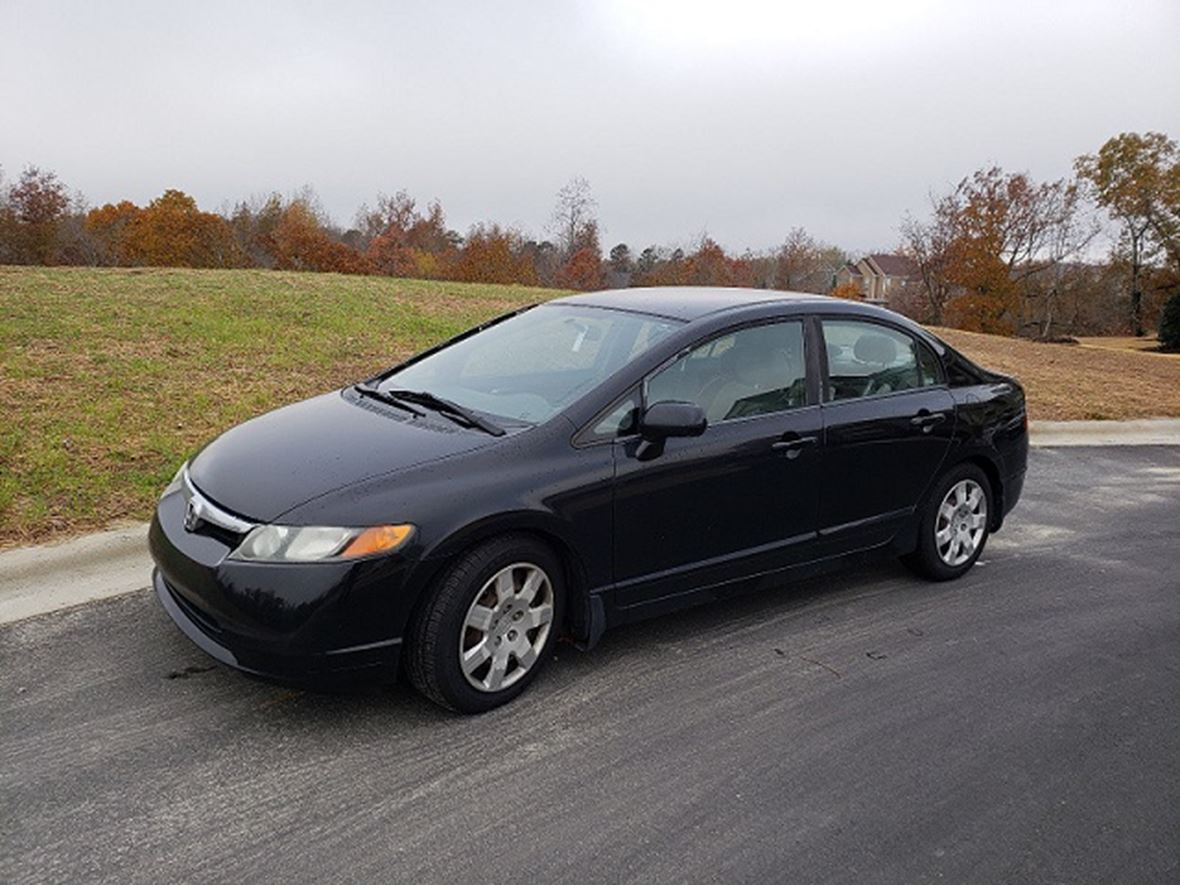 2008 Honda Civic for sale by owner in Charlotte