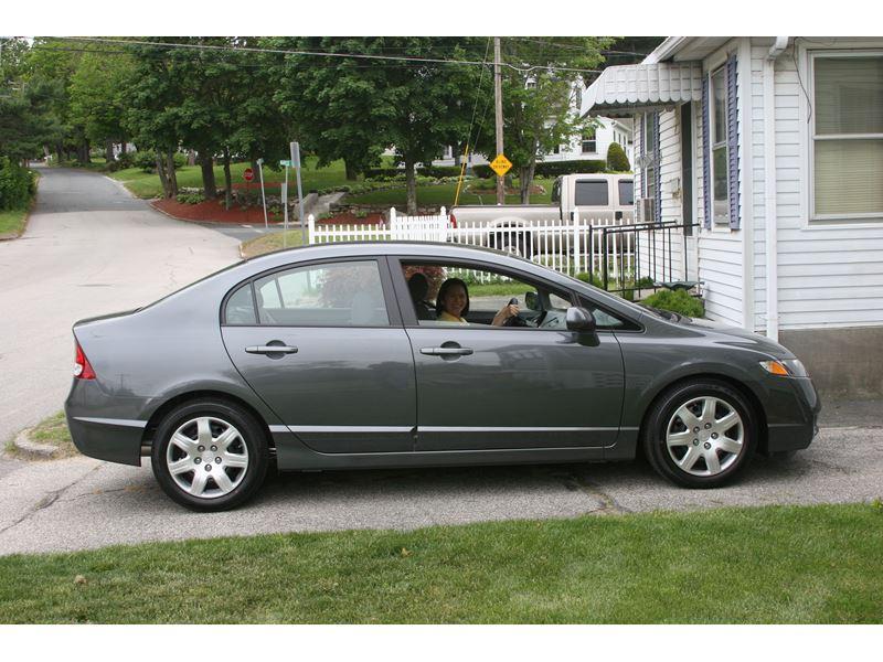 2010 honda civic private car sale in southbridge ma 01550