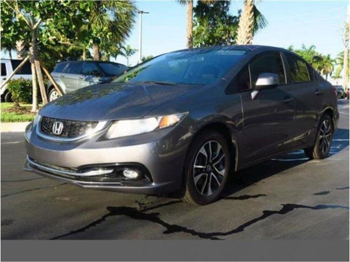 2013 Honda Civic for Sale by Owner in Hopkinton, MA 01748