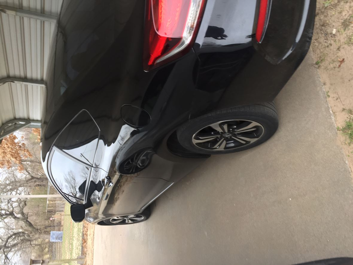 2015 Honda Civic for sale by owner in Okmulgee