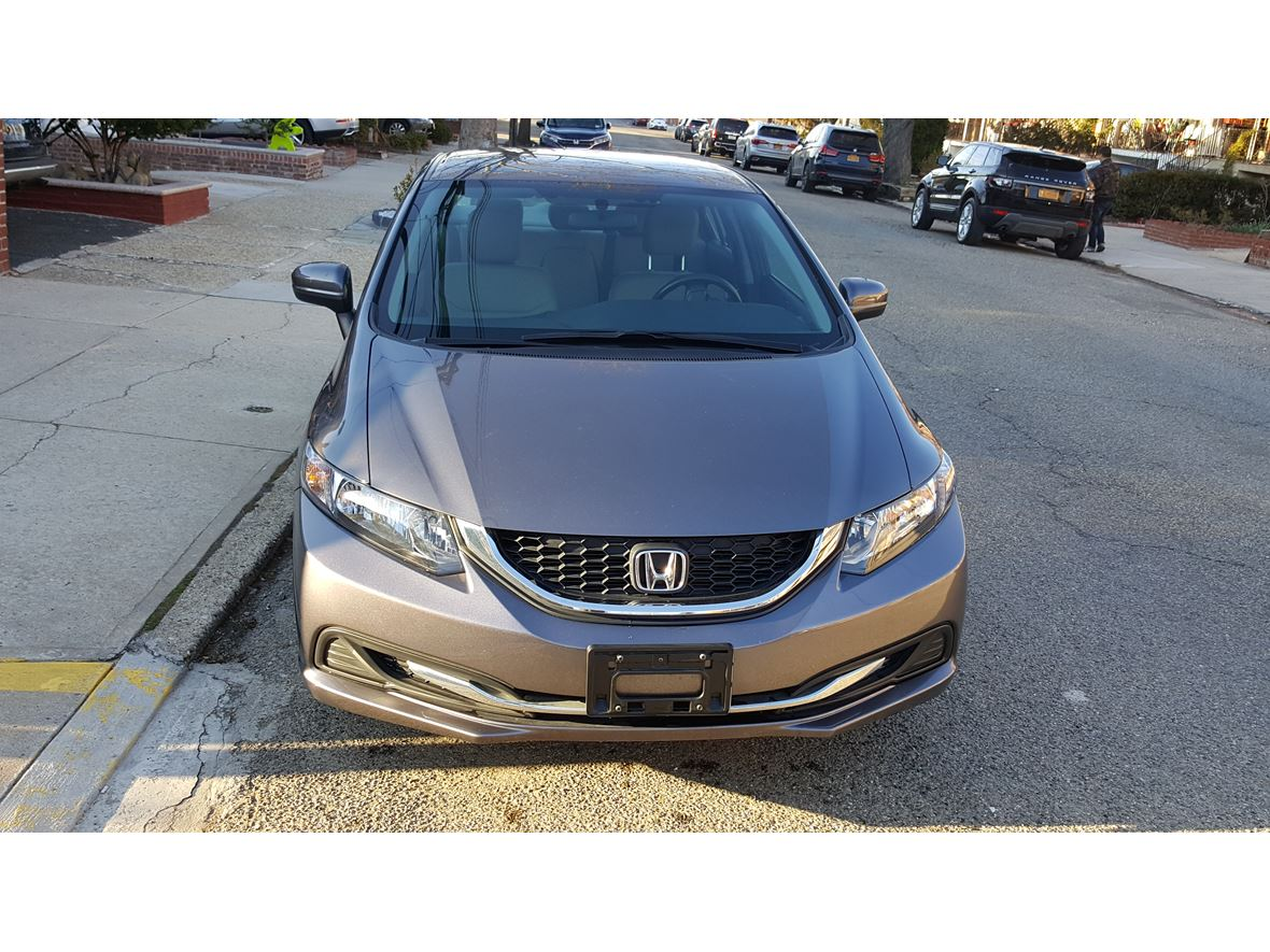 2015 Honda Civic for sale by owner in Woodside