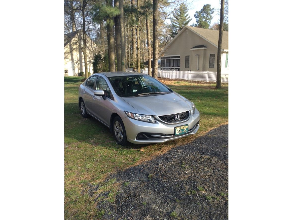 2015 Honda Civic for sale by owner in Salisbury