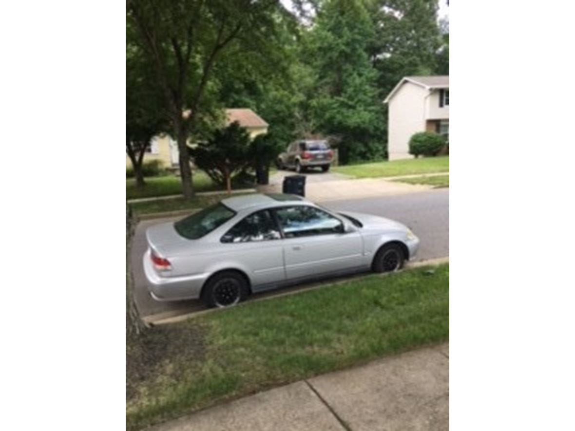 2000 Honda Civic Coupe For Sale By Owner In Upper Marlboro