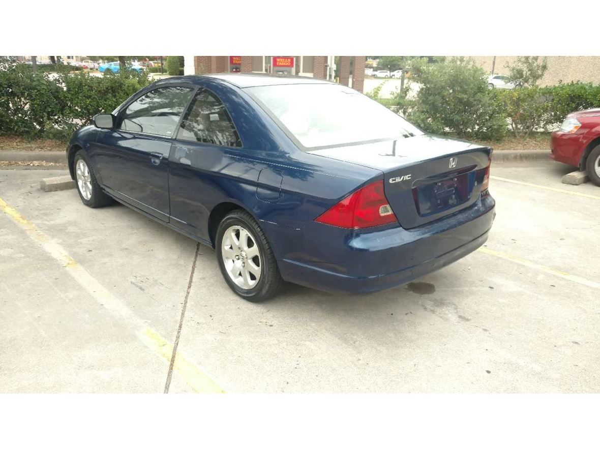 2003 Honda Civic Coupe For Sale By Owner In Frisco